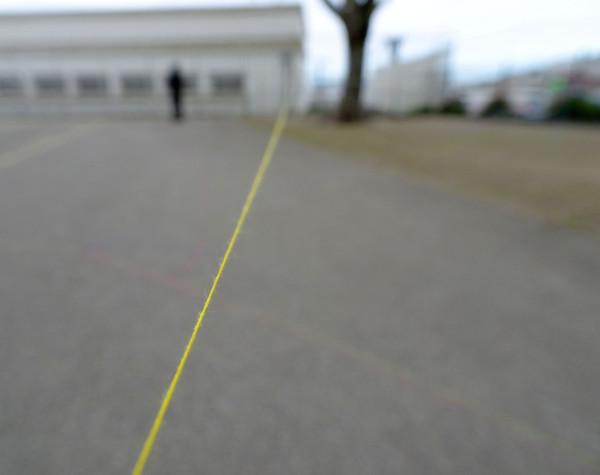 Les lignes (ligne jaune)