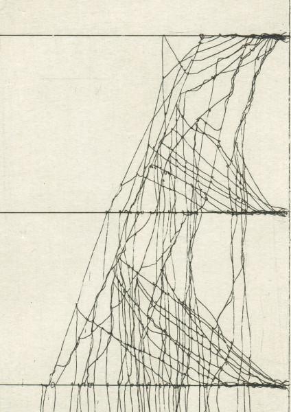 grille filée detail